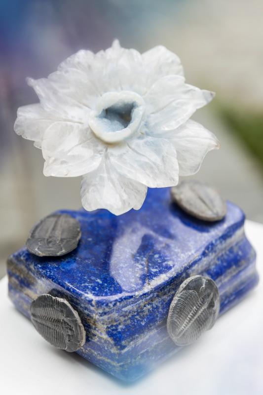 annsus - take a look, Sulzbachtal, Stand 1.315, Blue flower