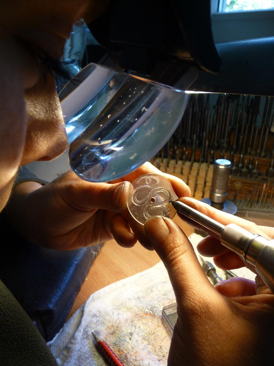 Gemstone Carving - Foto: © Intergem