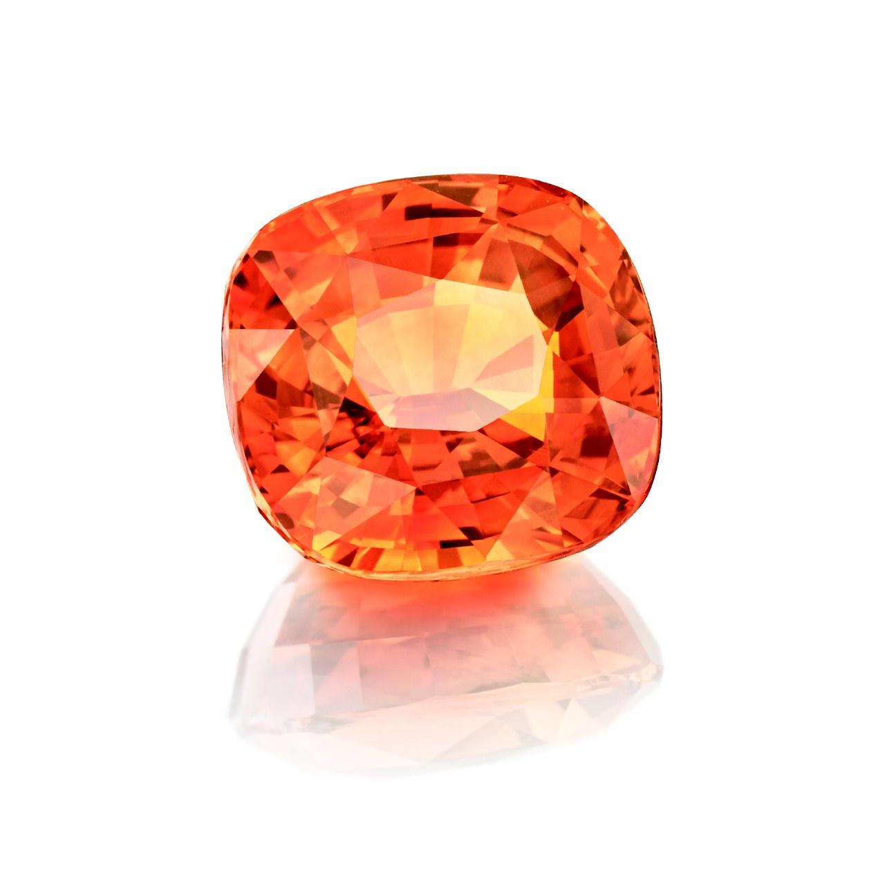 05. Constantin Wild - Sapphire orange, antique cushion PRINT-cmyk
