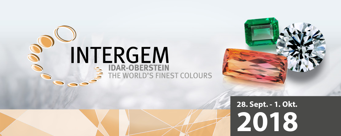 Intergem 2018 – Exhibitor presentation