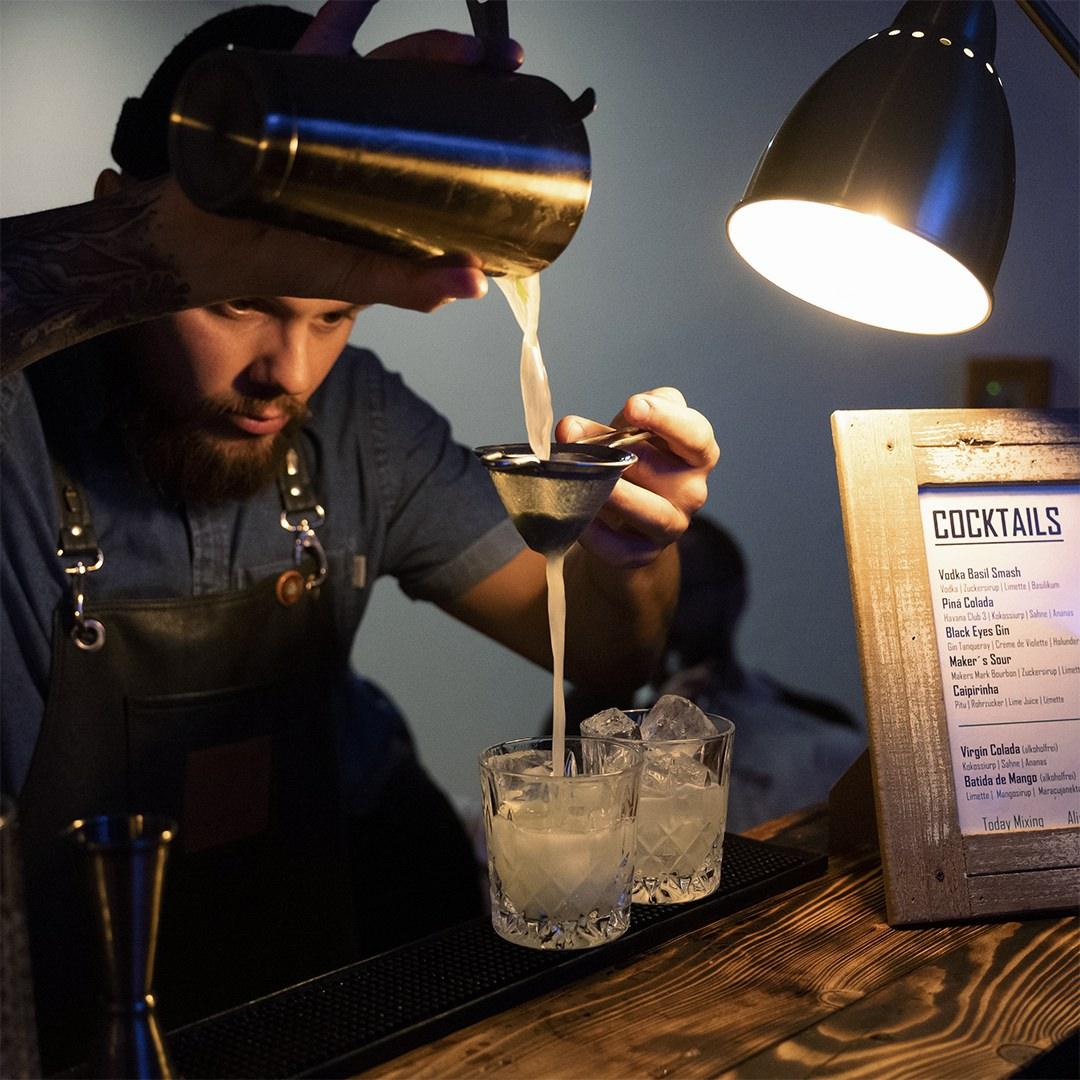 Get ready for Cocktails - Foto © Piel